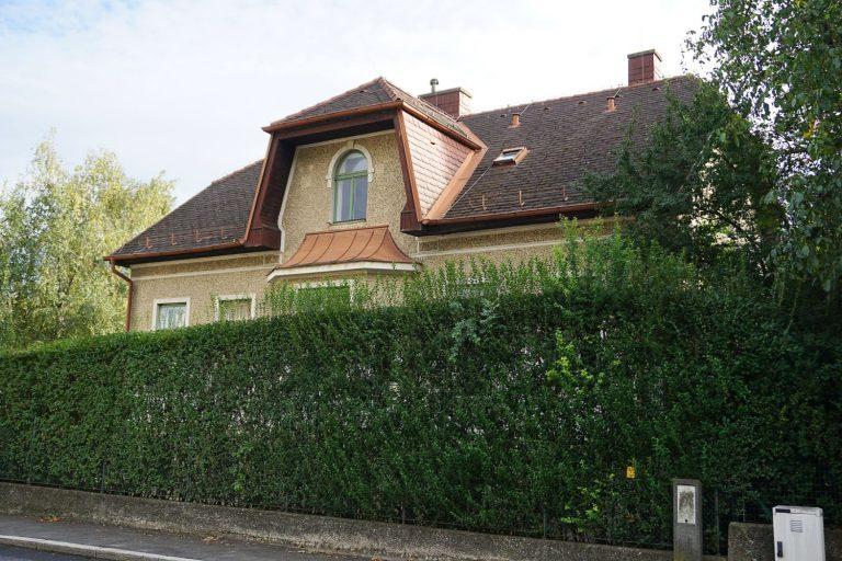 Gründerzeithaus Breitenfurter Straße 529, Kalksburg, Wien-Liesing (23. Bezirk)
