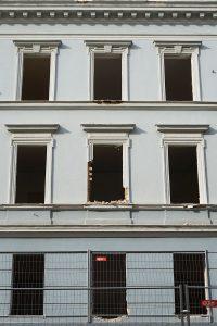 Baumgasse 71 bei Abriss, Wien-Landstraße