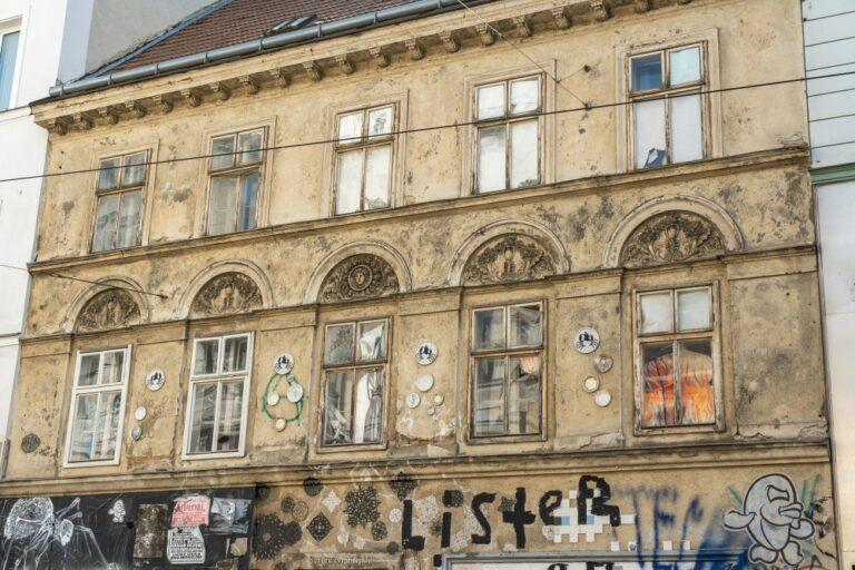 Breite Gasse 15: Biedermeierhaus ohne Denkmalschutz (Foto: 2020)