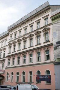 Lindauergasse 4-6, vor Abriss, 1160 Wien