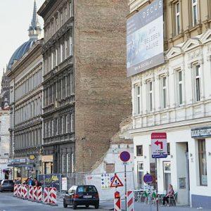 Mariahilfer Gürtel: Historismus-Bau abgerissen