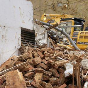 Nach 184 Jahren: Haus in der Zieglergasse demoliert