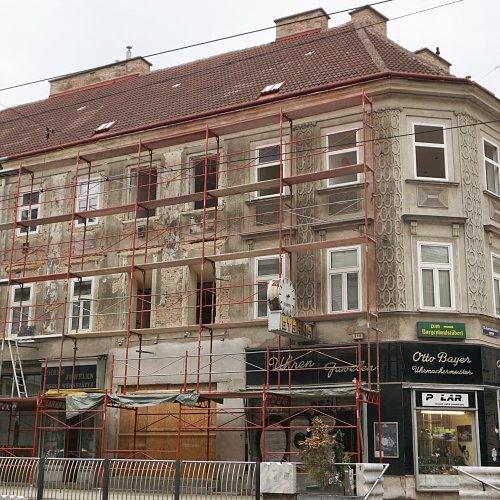 Unten Essen, oben Abriss: Häuser in der Mariahilfer Straße in Gefahr
