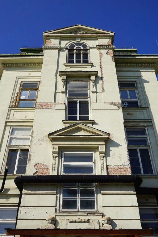 I. Medizinische Klinik, AKH Wien, Architekt Emil Förster, Alsergrund (9. Bezirk)
