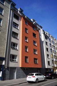 Neubau Mollardgasse 18, Wien-Mariahilf