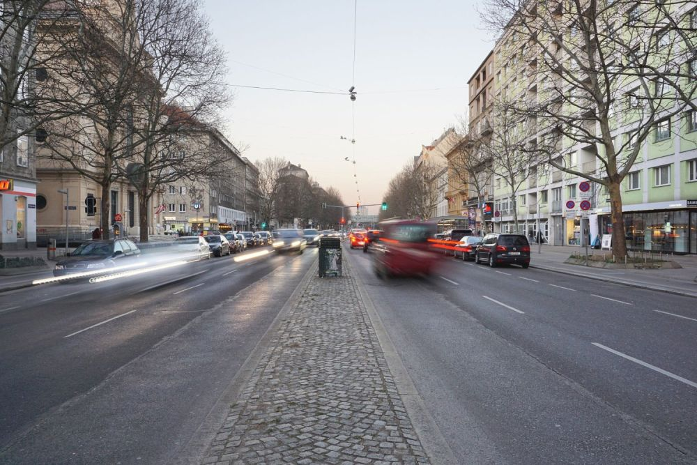 Praterstraße: Vom Prachtboulevard zur Stadtautobahn