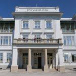 Pavillon des Otto-Wagner-Spitals in Wien