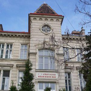 Währinger Bad: Schützt Gesetz vor Abriss?