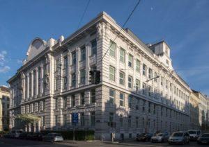 ehem. Hygiene-Institut (Wien, Foto: Thomas Ledl, Hygiene-Institut, CC BY-SA 4.0)