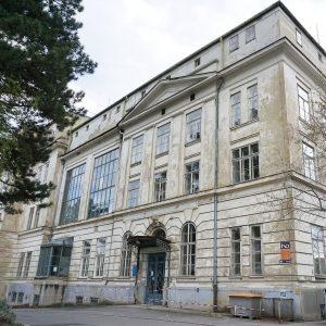 Historische AKH-Kliniken: Petition gegen Abriss!