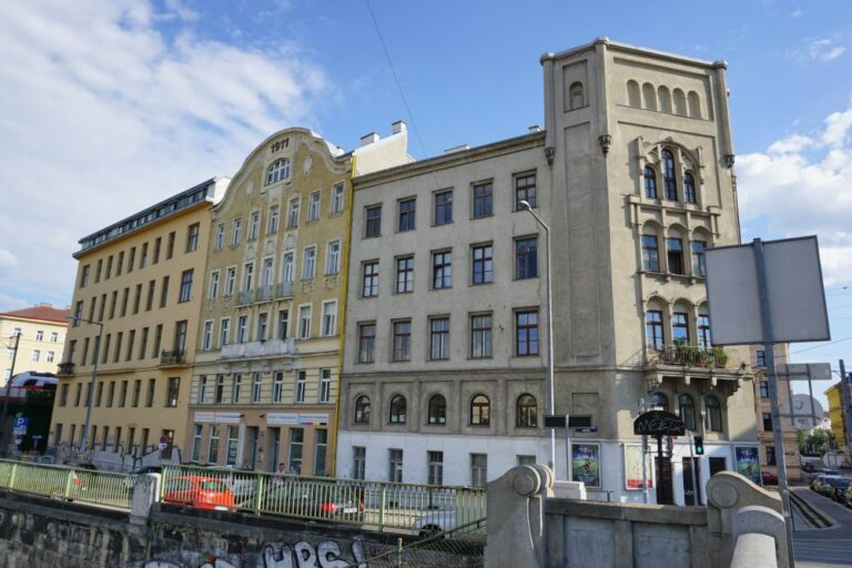 Radetzkystraße, Dampfschiffstraße, Gründerzeithäuser, neugotisch, Wien-Landstraße