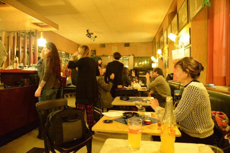 """""""Kaffee Urania"""" in Wien-Landstraße, Radetzkystraße 24-26, Kaffeehaus"""