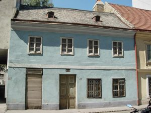 Abriss 2014: Badgasse 27 (9. Bezirk, Foto: MA 19/Stadt Wien)