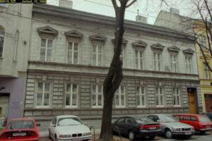 Döblinger Hauptstraße 40: erbaut zwischen ca. 1860 und 1880, Abriss 2016 (Foto: 1998, MA19/Stadt Wien)