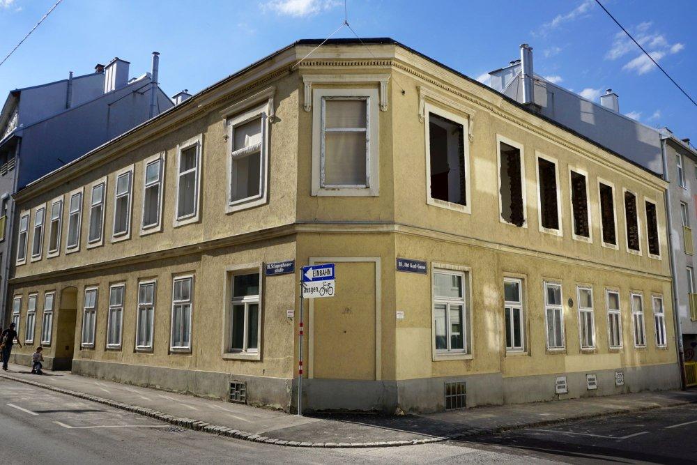 Read more about the article Schopenhauerstraße 56: Gründerzeithaus abgerissen
