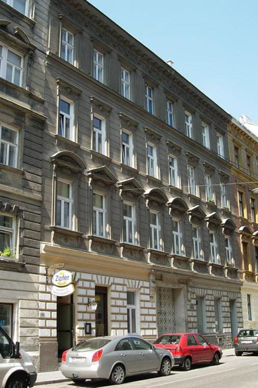 Gründerzeithaus, Wien