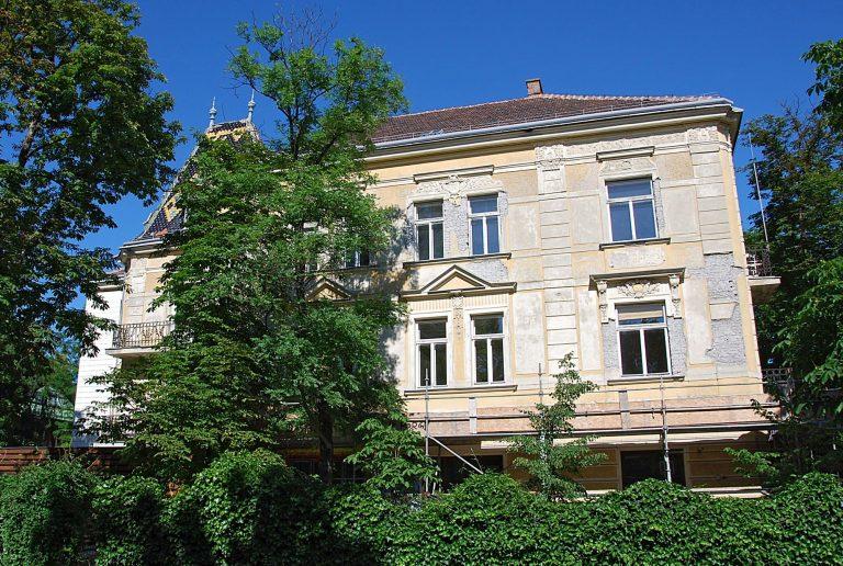 """Gebäude """"Türkenwirt"""" (TÜWI) der BOKU Wien, Währing, Abriss trotz Schutzzone"""
