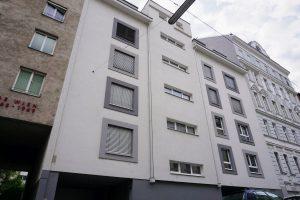 Wohnhaus in der Badgasse 27-29 in Wien-Alsergrund