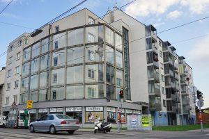 Wohnhausanlage Donaufelder Straße 188 im 22. Bezirk (Donaustadt) in Wien