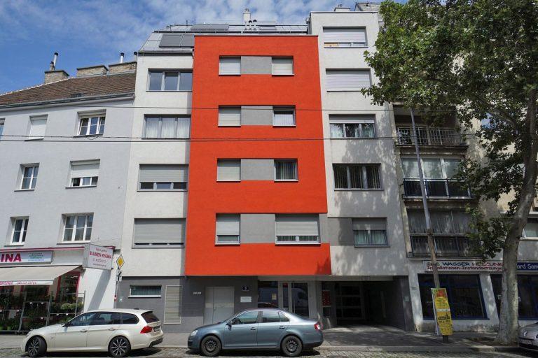 Wohnhaus Donaufelder Straße 5, 1210 Wien