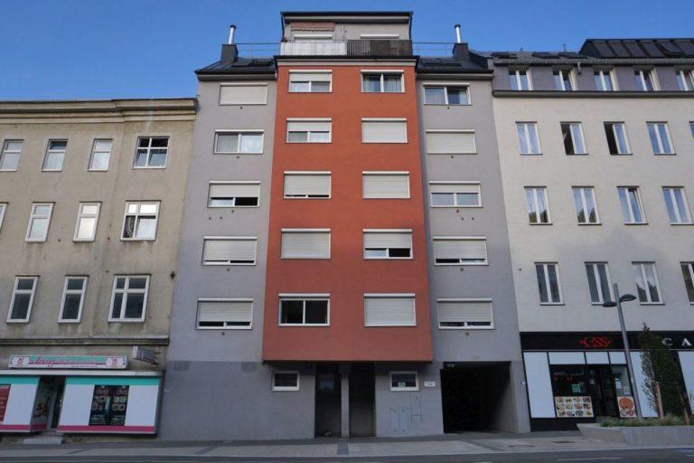 Wohnhaus Favoritenstraße 127, Nähe Reumannplatz, Wien-Favoriten