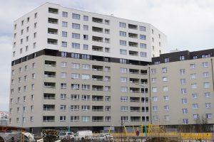 Wohnhausanlage im Sonnwendviertel, Gudrunstraße 88-98, Sonnwendgasse, 1100 Wien