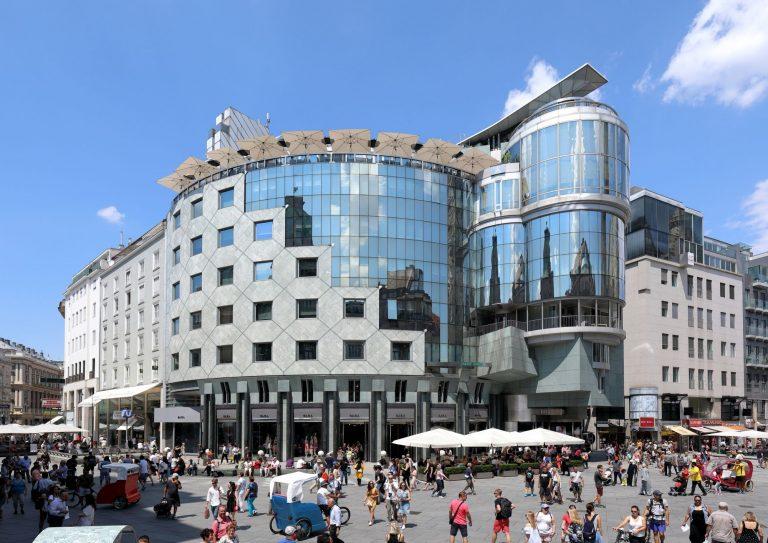 Haas-Haus am Wiener Stephansplatz, 1010