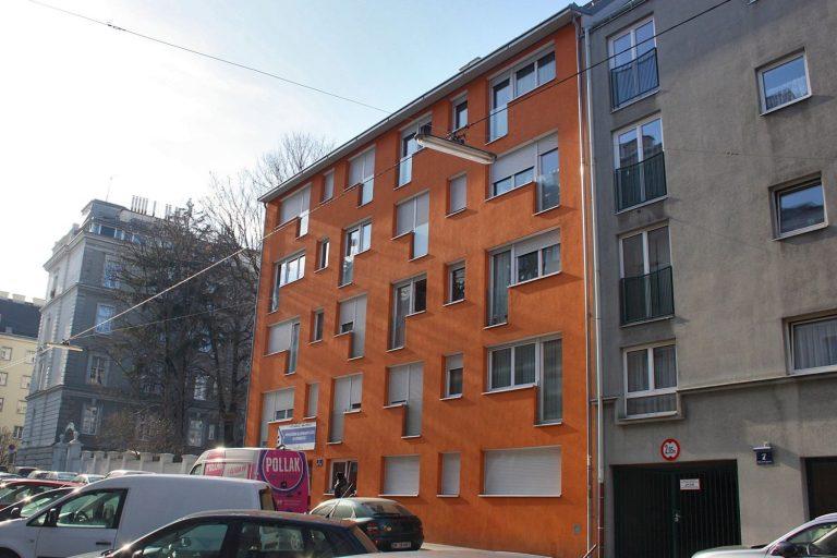 Neubau in Wien-Ottakring (16. Bezirk)