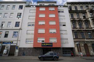 Neubau Landstraßer Gürtel 15, errichtet nach Abriss eines Gründerzeithauses, 1030 Wien