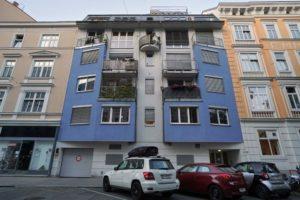 Wohnhaus in der Leopoldsgasse 23, Wien-Leopoldstadt