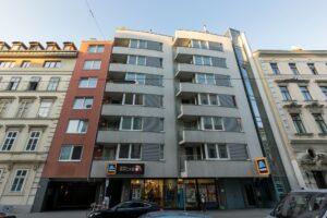 Wohnhaus Marxergasse 29, Wien-Landstraße
