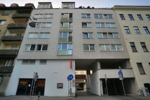 Wohnhaus in der Rembrandtstraße 29, Wien-Leopoldstadt