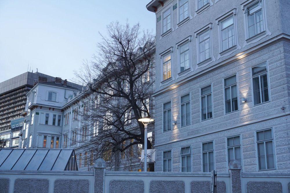 Jugendstil-Frauenkliniken des AKH in Wien, Architekt: Franz Berger