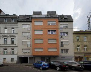 Wohnhaus Columbusgasse 44 in Wien-Favoriten (10. Bezirk)