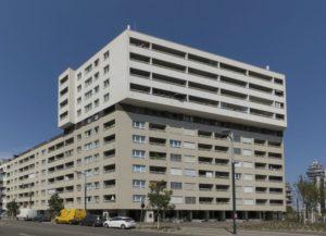 Wohnkomplex in Wien-Favoriten, Sonnwendviertel