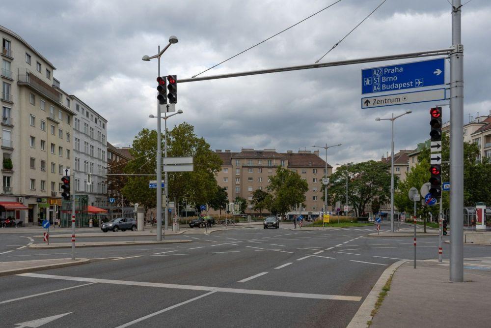 Südtiroler Platz in Wien