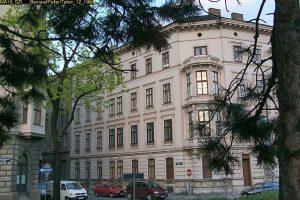 Gründerzeithaus in der Oberen Donaustraße 61, Wien-Leopoldstadt, abgerissen wegen U-Bahn-Baus