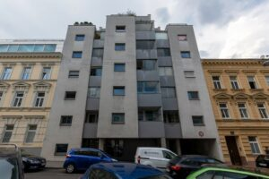 Wohnhaus Senefeldergasse 32, 1100 Wien