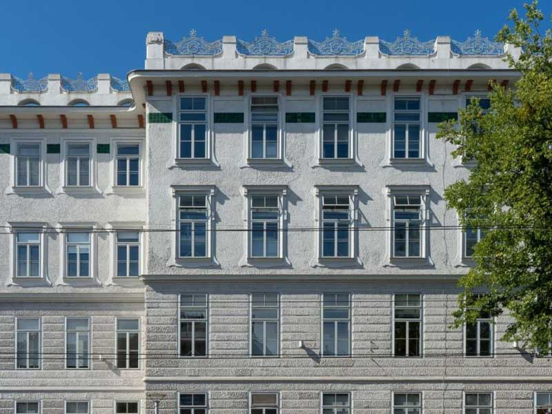 Read more about the article Die Jugendstil-Kliniken des Wiener AKH