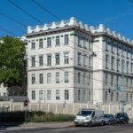 Ehemalige AKH-Frauenkliniken in der Spitalgasse 23, Wien-Alsergrund