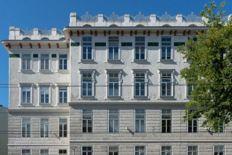 Gebäude der ehemaligen Frauenkliniken des Wiener Allgemeinen Krankenhauses, Spitalgasse 23, 1090