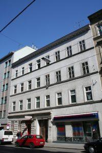 Gründerzeithaus Kaiserstraße 82, später abgerissen, 1070 Wien