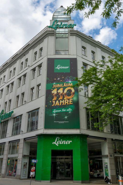 Leiner-Haus, Mariahilferstraße 18, Wien-Neubau