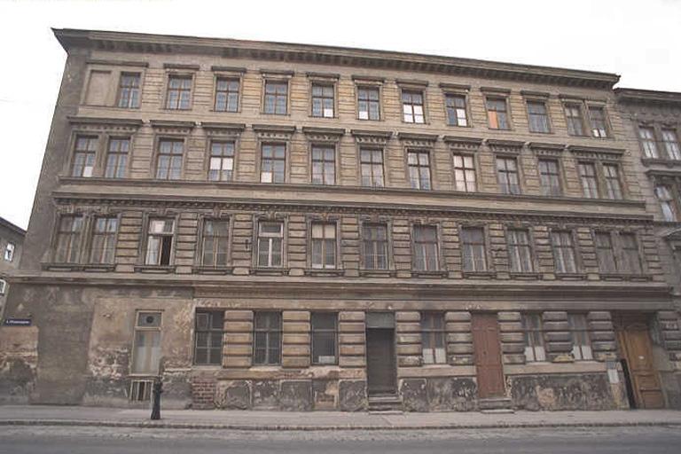 Read more about the article Abriss & Neubau: Wimmergasse 17 u. 21