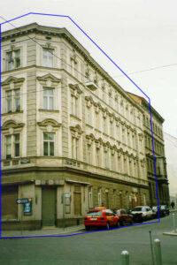abgerissenes Gründerzeithaus in Wien Rudolfsheim-Fünfhaus