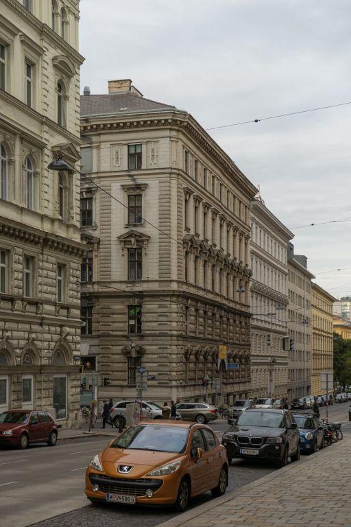 Gründerzeithäuser in der Hörlgasse, Wien-Alsergrund
