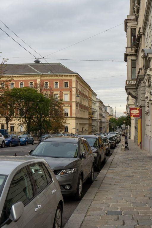 Hörlgasse, Wasagasse, Wien-Alsergrund
