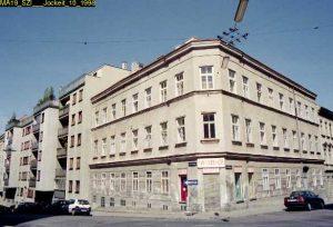 Gründerzeithaus Schulgasse 54, indessen abgerissen