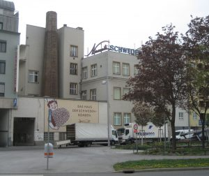 Niemetz Schwedenbomben-Fabrik, Aspangstraße 27, 1030 Wien