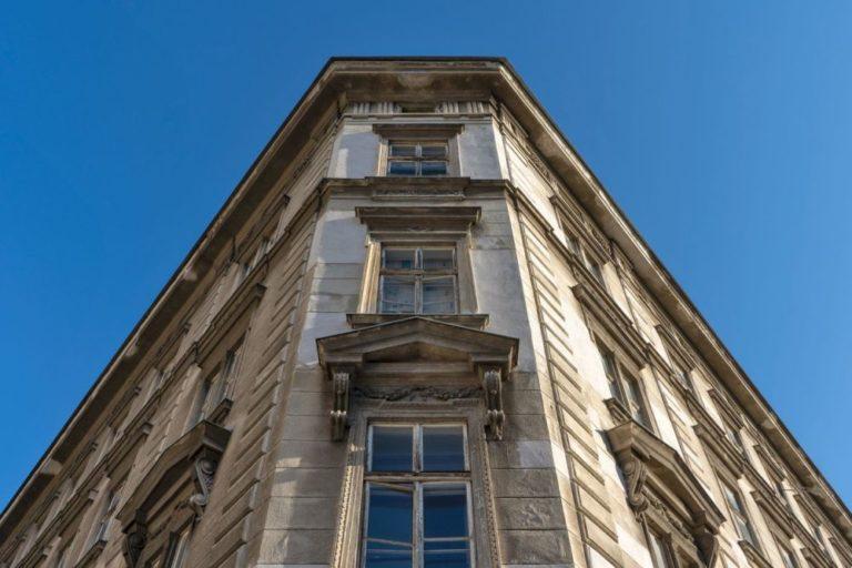 Gründerzeithaus Hetzgasse 8 in Wien Landstraße (3. Bezirk)